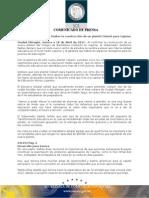 18-04-2011 Guillermo Padrés en entrevista confirmó la construcción de un plantel COBACH para este municipio. B041193