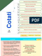 Cotation ISO 33B01F