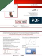 Luxometro ALXP-1 Esp