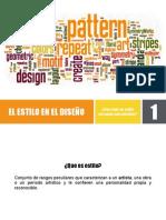 El Estilo en El Diseño - Para Que Un Estilo Personal Para Diseñar