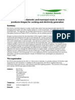 Biotech India 2007 Technical Report