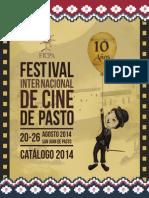 Catalogo FICPA2014