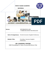 Competency Based Learning Final