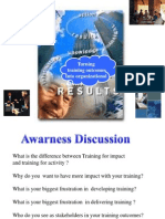 Training Impact2014