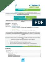 Carta Tecnica CTi Contabilidad Bancos 741