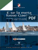 Brochure Turistica Di Gaeta