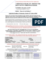 2014 Motorized Application