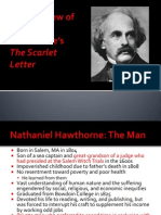 Background Notes-The Scarlet Letter