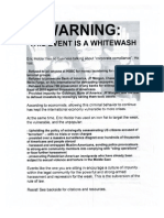 2014-09-17 Eric Holder NYU Protest (Corruption - Inside Flyer)