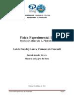 10º Relatório Fisica Exp III