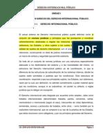Antologia de Derecho Internacional Publico.