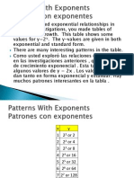 patterns with exponents predicting the ones digit