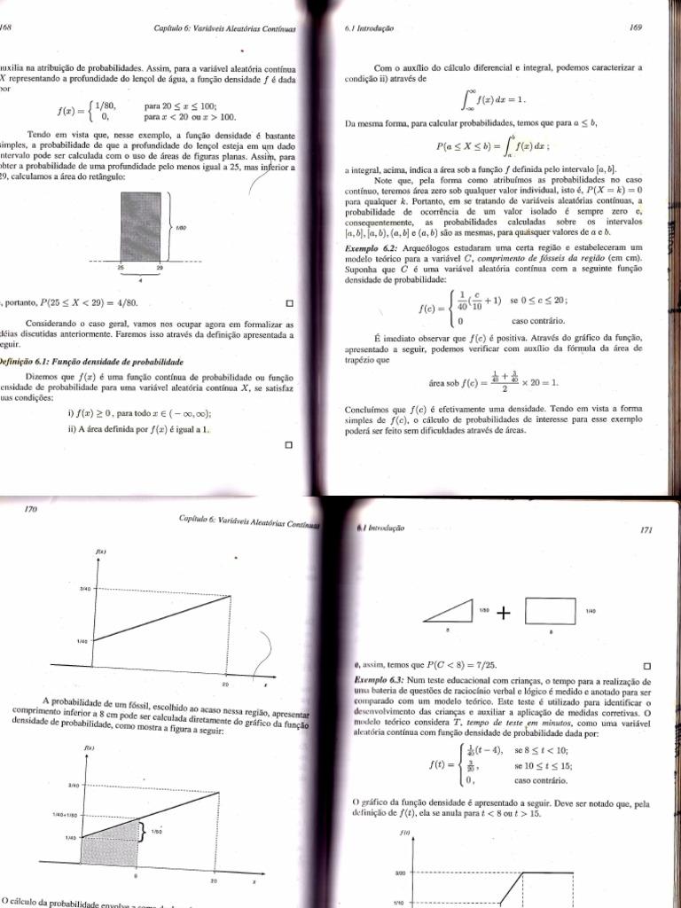 Lvro noes de probabilidade e estatstica magalhes parte 2 1pdf fandeluxe Choice Image