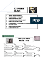 Kaizen Tools