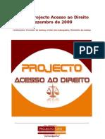 ACÇÕES PAD DEZEMBRO DE 2009