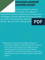 Proect Inlay.overlay Marcautan Victor