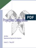 Projeccoes Cartograficas v2 2