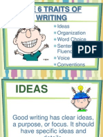 6 traits of writing pp