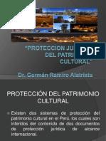 1 Charla Proteccion Del Patrimonio Cultural 2012