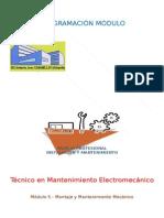 Montaje y Mantenimiento Mecánico -MMM - Alberto Costilla García