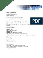 Suzuki Power Train Spare Offer 12-09