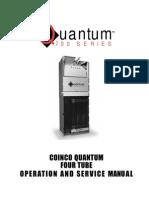 Coinco Quantum 700 Manual