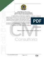 Edital 28-2014 SESu - Trata Sobre o PROUNI