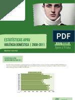 Estatisticas APAV Violencia Domestica 2000-2011