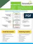 Analytics for Retail Banking - Marketelligent