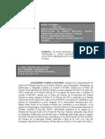 Ejemploe de Dictamen Percialengrafoscopia