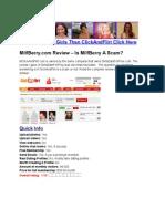 ClickAndFlirt.com Review