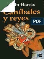 HARRIS - Caníbales y Reyes
