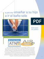 Toileting Spanish