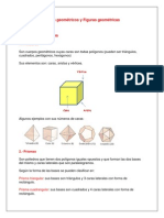 Cuerpos Geométricos y Figuras Geométricas