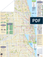 Chicago Bike Map 2014
