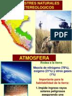 7. DESASTRES METEREOLOG