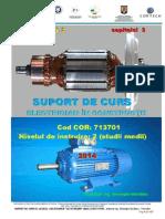 SUPORT DE CURS - ELECTRICIAN