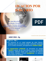 Intoxicacion Por Mercurio-criterios Dignosticos