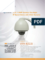 Camara Domo Vacron en-Vfh-8222i