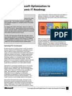 Fy09 Optimization Datasheet