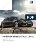 BMW US 6Series-GranCoupe 2013