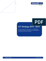 ActewAGL - D9 ICT Strategy - 2014
