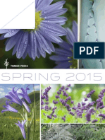 Timber Press Spring 2015 catalog