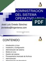 2) Administración Del Sistema Operativo Linux Reducida