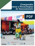 Compendio de Sistemas y Tecnologias de Saneamiento