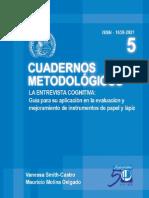 Cuaderno Metodologico Smith Molina (2011)-Libre