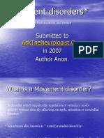 Movement Disorders 4335