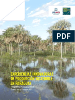 Experiencias Innovadoras de Producción Sostenible en Paraguay