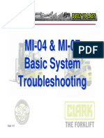 Basic Troubleshooting CLARK