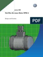 SSP_358 - Hot-film Air-mass Meter HFM 6